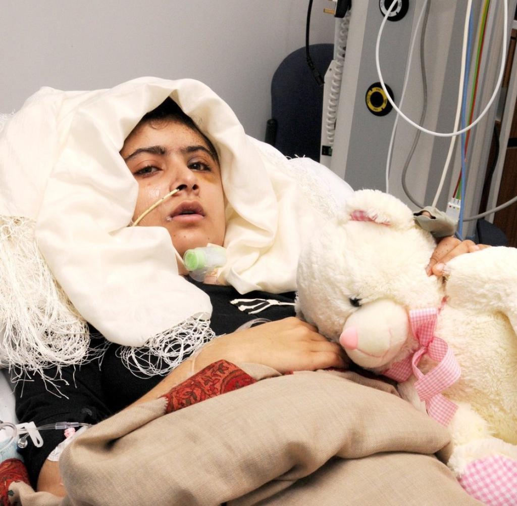 Yousafzai, Perjuangan Melawan Maut Menentang Ketidakadilan