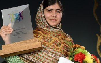 Penghargaan yang Diterima Malala Yousafzai