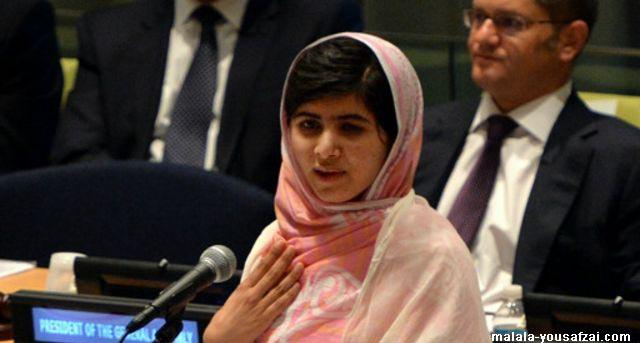 Malala Yousafzai Kita harus menghentikan Covid agar anak-anak bisa bersekolah