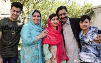 12 Juli Merupakan Ultah 24 Tahun Malala Yousafzai Peraih Nobel Perdamaian