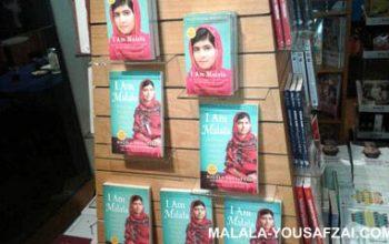 Buku Yang Di Tulis Malala Yousafzai ditarik Dinas Pendidikan Pakistan