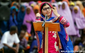 Malala Yousafzai Minta Lindungi Hak Perempuan Di Afghanistan Pada Pemimpin Semua Negara