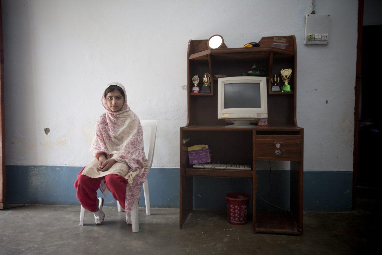Museum Anak Indianapolis membuka pameran yang berfokus pada Malala Yousafzai